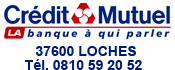 Credit mutuel loches